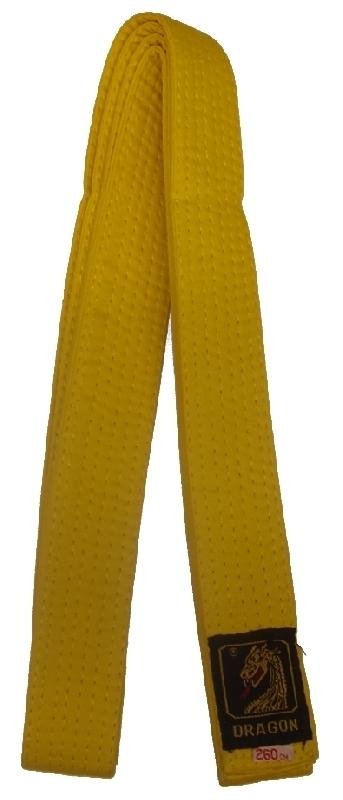 Kamon keltainen vyö